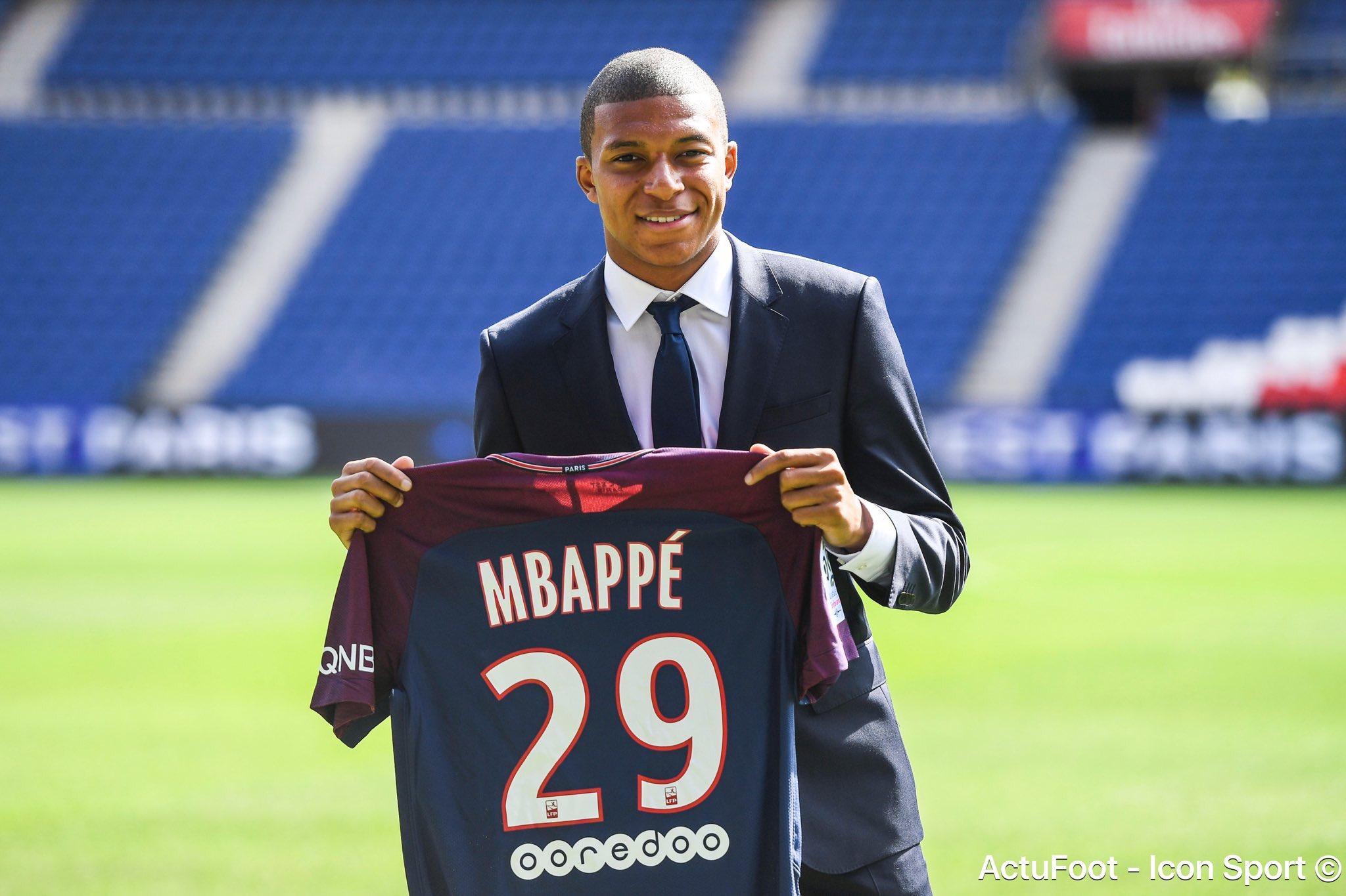 """Corchia """"Ce que fait Mbappé est magnifique...le jeu en Espagne lui irait bien"""""""