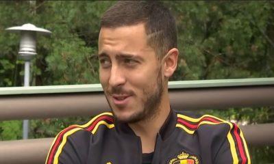 """Hazard """"Pour moi, Mbappé c'est vraiment un mélange de Thierry Henry et de Ronaldo"""""""