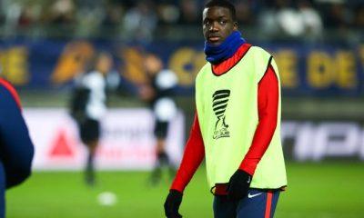 Exclu - L'agent de Stanley Nsoki nous confirme qu'il ne signera pas en professionnel au PSG