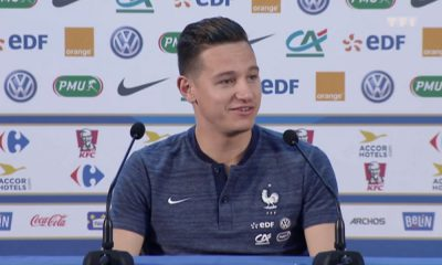 Florian Thauvin conférence