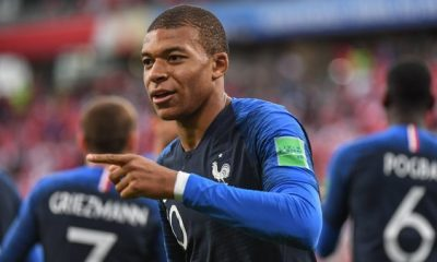 FranceBelgique - Mbappé devrait bien pouvoir jouer, écrit Le Parisien