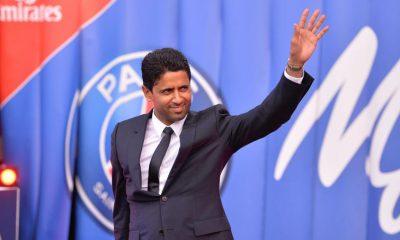 FranceCroatie - Nasser Al-Khelaïfi Allez les Bleus ! Nous croyons tous en vous !