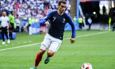 FranceUruguay - Griezmann J'ai demandé à Godin un maillot de Cavani