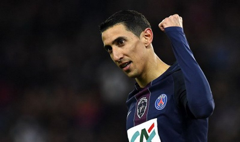 Maillot THIRD PSG Angel DI MARIA
