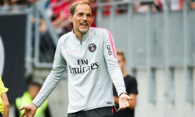 L'Equipe évoque le style de management de Tuchel, très loin de celui d'Emery