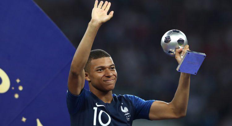 Le PSG termine à la 1ere place du classement des buteurs de la Coupe du Monde