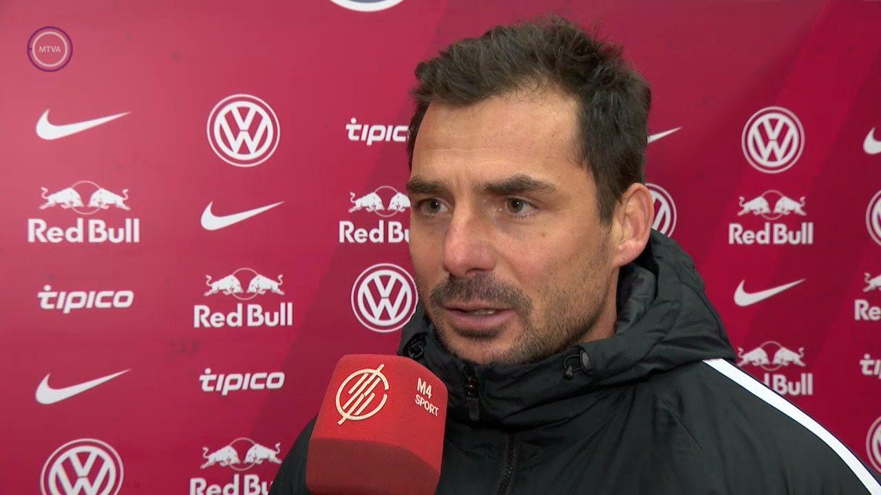 Le RB Leipzig n'a pas annoncé Zsolt Löw dans son staff pour la saison à venir