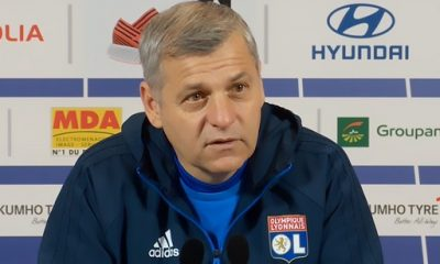 Ligue 1 - Bruno Genesio affirme qu'il ne faut pas désespérer face au PSG