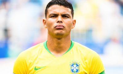 """Lugano """"Thiago Silva est le Pelé des défenseurs... c'est le meilleur défenseur central du monde"""""""