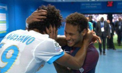 "Luiz Gustavo ""Neymar est tranquille, il est costaud mentalement"""