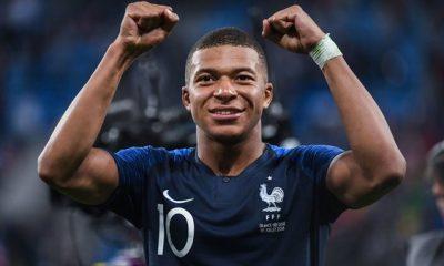 Mbappé On est très fier. Champion du Monde, c'est la vie qu'on voulait