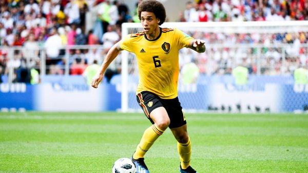 Mercato - Axel Witsel va au Borussia Dortmund plutôt qu'au PSG, annonce la RTBF