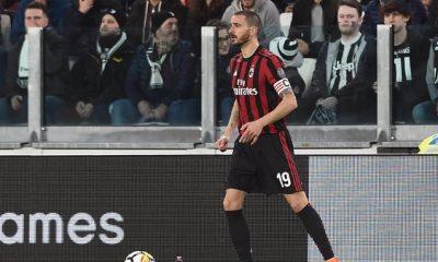 Mercato - Bonucci veut finalement réfléchir un peu plus, mais Milan est prêt à le vendre, selon La Gazzetta dello Sport
