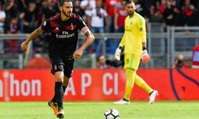 Mercato - Bonucci veut jouer au PSG...Il veut rejoindre son ami Gianluigi Buffon, écrit Le Parisien