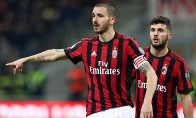 Mercato - Gattuso Bonucci Nous devons respecter les décisions du joueur, on verra