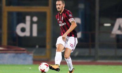 Mercato - La volonté de Bonucci de revenir à la Juventus est liée à sa famille, indique le Corriere della Sera
