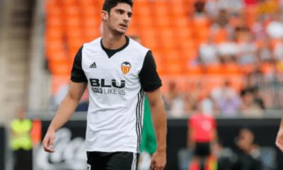Mercato - Le PSG a menacé Guedes d'une saison sans jouer, selon Superdeporte
