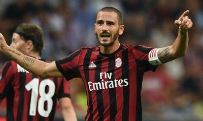 Mercato - Leonardo Bonucci se dirige bien vers un départ, selon La Gazzetta dello Sport