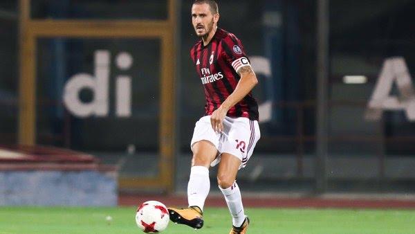 Mercato - Pour Leonardo Bonucci, le PSG va proposer 35 millions d'euros à l'AC Milan d'après Premium Sport