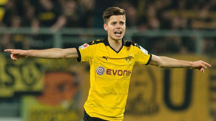 Mercato - Dortmund veut environ 50 millions d'euros pour Weigl, qui est intéressé par le PSG, selon Bild
