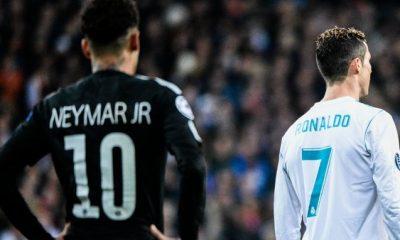 Neymar rend hommage à Cristiano Ronaldo