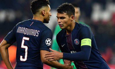 Thiago Silva et Marquinhos pourraient rejoindre le PSG mardi et jouer le Trophée des Champions, selon Loïc Tanzi