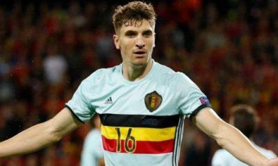 """Thomas Meunier """"Ça peut aller très vite...C'est maintenant ou jamais pour la Belgique"""""""