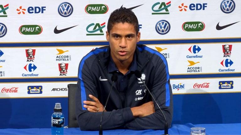Varane En France, on va bientôt engueuler Mbappé s'il ne gagne pas le Ballon d'Or