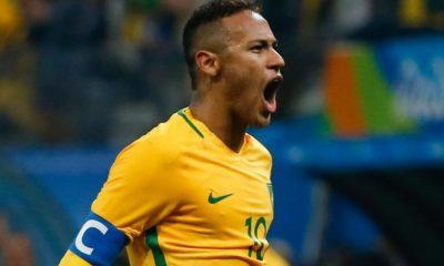 Vinicius Jr Neymar est l'idole de tous les Brésiliens