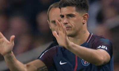 Yuri Berchiche adresse un message aux supporters du PSG et remercie encore Paris