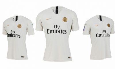 Le PSG présente son maillot extérieur et confirme le numéro 7 de Mbappé