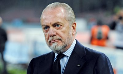 De Laurentiis dément l'intérêt du PSG à propos de Mertens