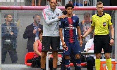 Alex Fressange a signé son premier contrat professionnel au PSG, c'est officiel !