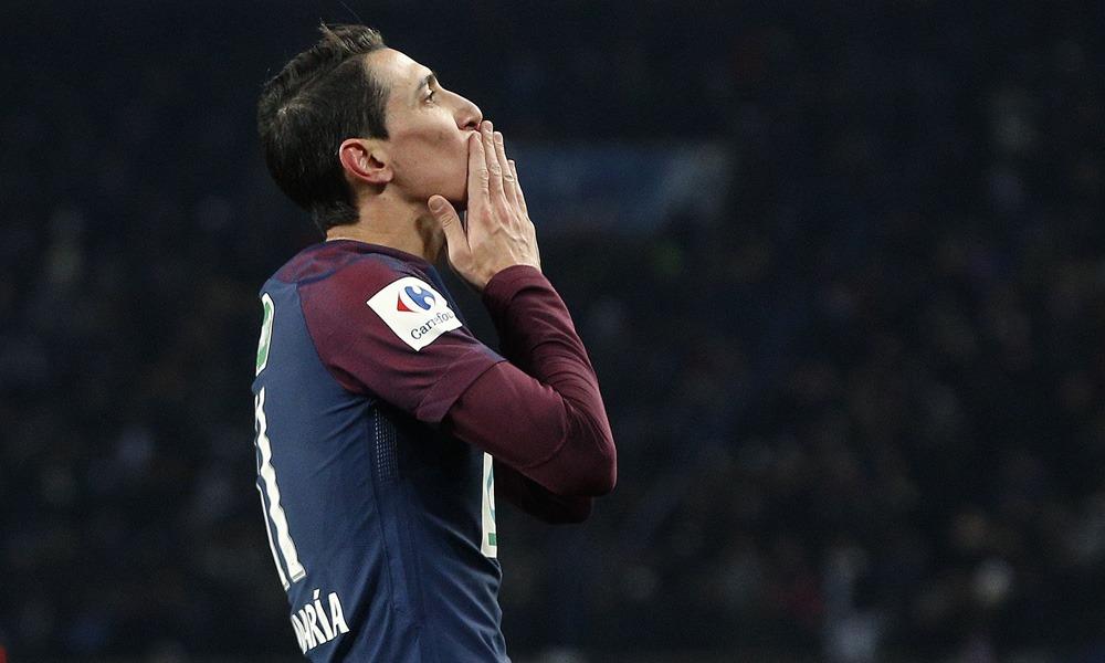 """PSG/Monaco: Di Maria """"Je suis très heureux ce soir"""""""