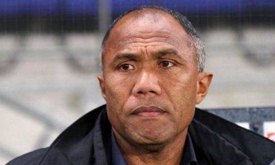 """Guingamp/PSG - Kombouaré: """"Mbappé? On menait avant qu'il joue et on perd 3-1, c'est simple"""""""