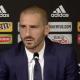 """Bonucci """"J'ai reçu plusieurs offres de l'étranger, mais ma volonté était de revenir à la Juventus"""""""