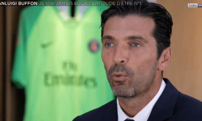 """Buffon """"m'a dit que deux années supplémentaires dans un club important pourraient lui faire du bien"""", explique son agent"""