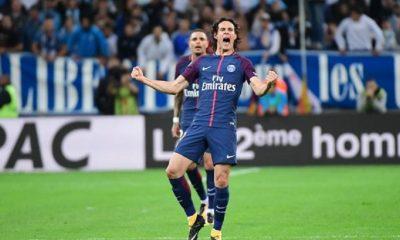 Cavani se confie sur sa préparation d'avant-match, son but au Vélodrome et la joie de gagner au PSG