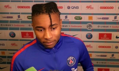 """PSG/Monaco - Nkunku: """"Cette victoire lance bien notre saison"""""""