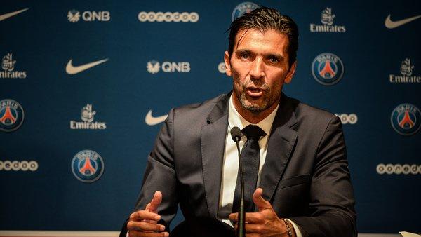 Gianlugi Buffon nommé pour le titre de meilleur gardien de la Ligue des Champions 2017-2018