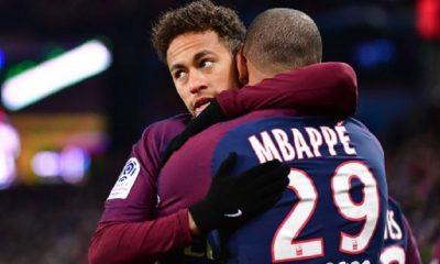 Giresse Neymar et Mbappé Je ne pense pas qu'une bataille d'ego puisse avoir lieu