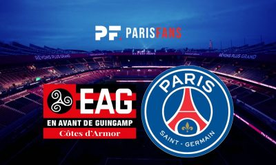 Guingamp/PSG - Le groupe guingampais : Rodelin appelé, plusieurs blessures