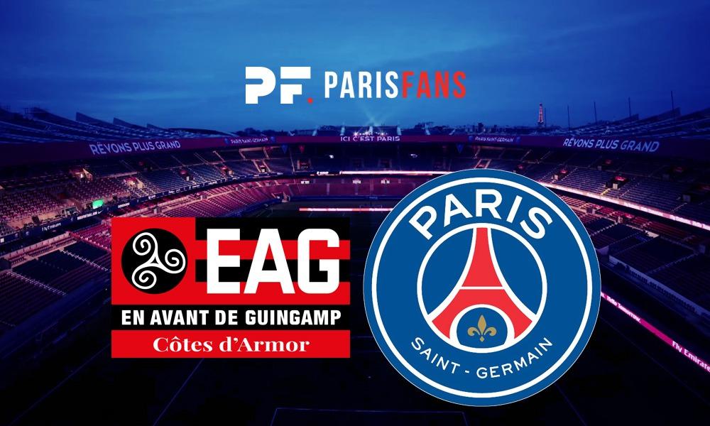 Guingamp/PSG - Les notes de la victoire parisienne : Mbappé a fait beaucoup de bien.