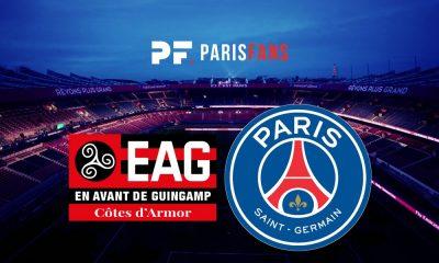 Guingamp/PSG - La rencontre est déjà à guichets fermés