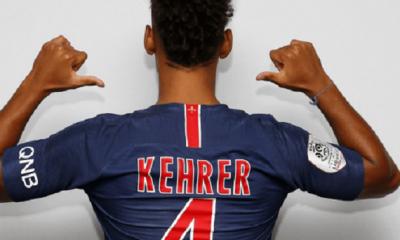 Thilo Kehrer portera le numéro 4 au PSG