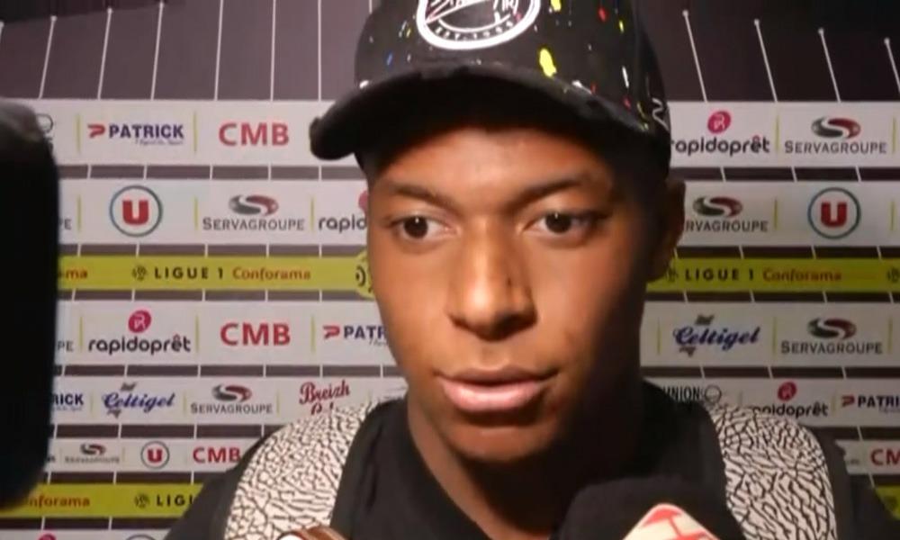 """Mbappé: """"Neymar? Les choses sont très claires entre nous"""""""