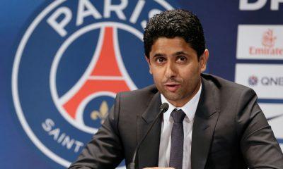 """Al-Khelaïfi """"Nous sommes très satisfaits d'accueillir Juan Bernat... C'est un joueur de tempérament"""""""