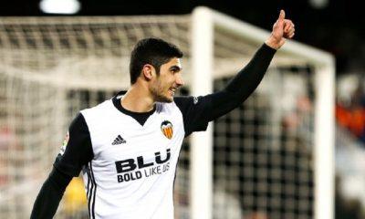 Le PSG officialise le transfert de Gonçalo Guedes à Valence