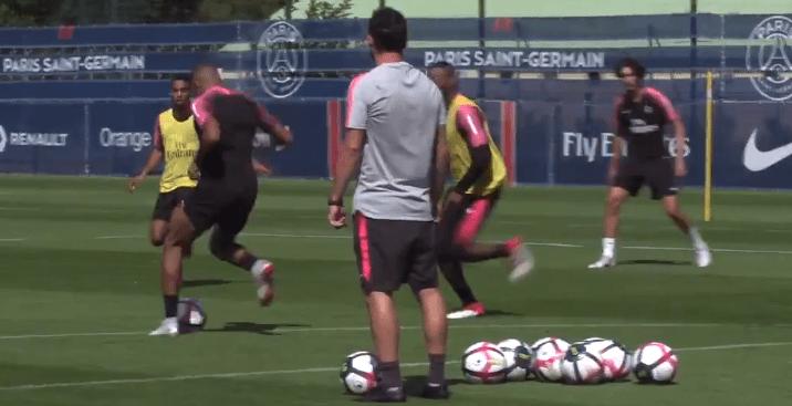 Les images du PSG ce vendredi : Titis, No Comment et geste fou de Mbappé