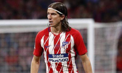 Mercato - Filipe Luis Nous essayons de le convaincre, indique le président de l'Atlético de Madrid